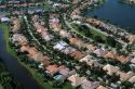 Housing and subdivisions in the northwest section of Miami called Westin, Florida.