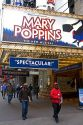 Marry Poppins broadway show in Manhattan, New York City, New York, USA.